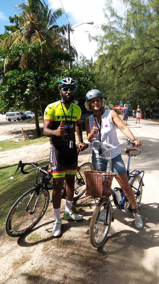 St. Lucia Tour - Bike Ride